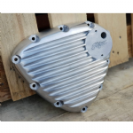Motone Finned Timing/Stator Cover - Brushed Thruxton/Bonneville/Street Twin 2016on.